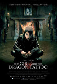 The Girl With the Dragon Tattoo (2010) poster