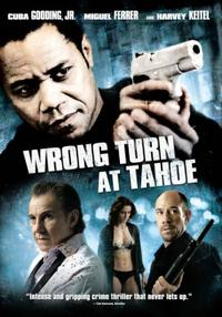 Wrong Turn at Tahoe poster