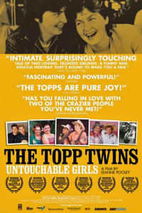 The Topp Twins: Untouchable Girls poster