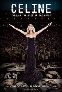 Celine: Through the Eyes of the World poster