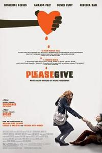 Please Give poster