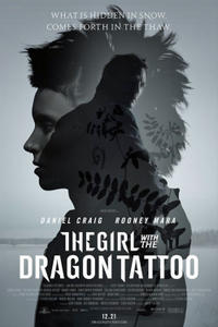 The Girl With the Dragon Tattoo (2011) poster