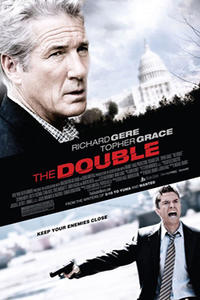 The Double (2011) poster