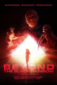 Beyond the Black Rainbow poster