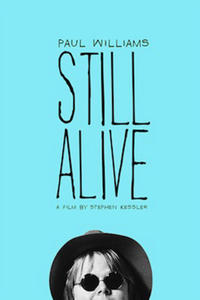 Paul Williams Still Alive poster