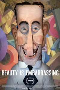 Beauty Is Embarrassing poster
