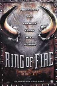 Ring of Fire (1991) poster