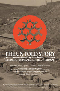The Untold Story: Internment of Japanese Americans in Hawaii poster