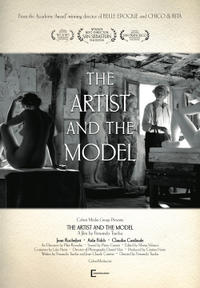 The Artist and the Model poster