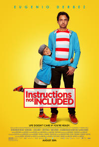 Instructions Not Included (No se Aceptan Devoluciones) poster