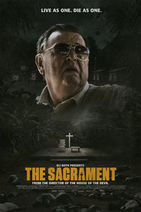 The Sacrament poster