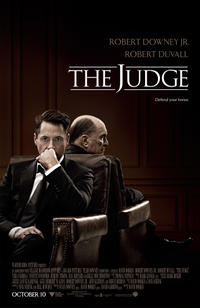 The Judge (2014) poster