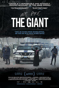 We Are the Giant poster