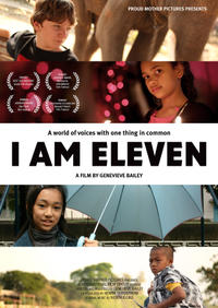 I Am Eleven poster