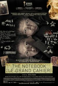 The Notebook (A nagy füzet) poster