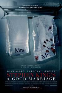 Stephen King's A Good Marriage poster