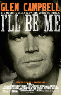 Glen Campbell... I'll Be Me poster