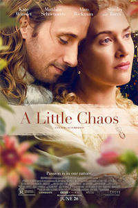 A Little Chaos poster