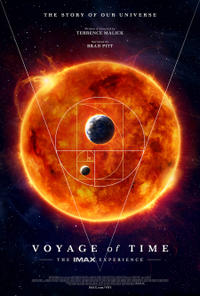 Voyage of Time: The IMAX Experience (2016) poster