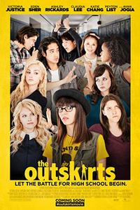 The Outskirts (2015) poster