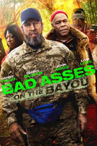 Bad Asses on the Bayou poster