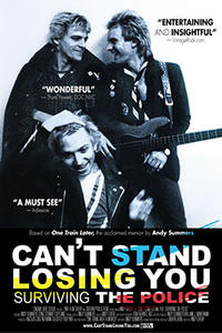 Can't Stand Losing You: Surviving The Police poster