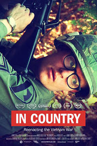 In Country (2015) poster