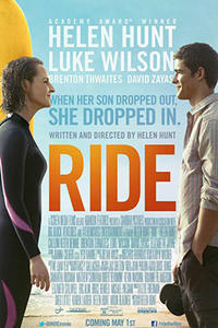 Ride (2015) poster