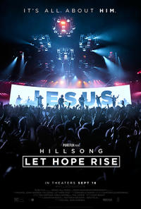 Hillsong - Let Hope Rise poster