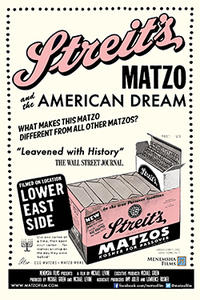 Streit's: Matzo and the American Dream poster