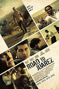 Road to Juarez poster