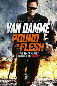 Pound Of Flesh (2015) poster