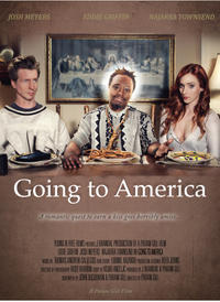Going To America poster