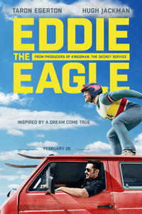 Eddie The Eagle poster