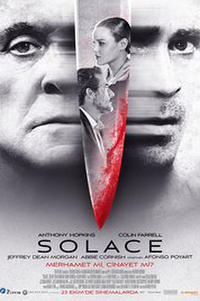 Solace (2016) poster