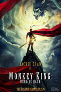 Monkey King: Hero Is Back poster