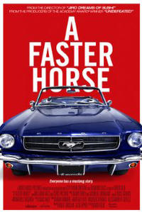 A Faster Horse poster
