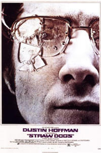 Straw Dogs (1971) poster