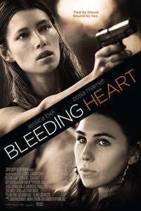 Bleeding Heart poster