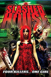 Slasher House poster