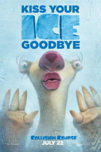 Ice Age: Collision Course poster