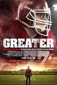 Greater poster