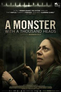 A Monster With a Thousand Heads poster