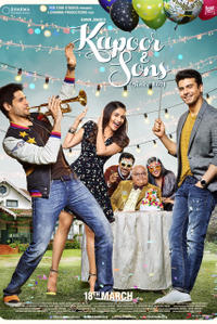Kapoor & Sons - Since 1921 poster
