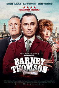 Barney Thomson poster