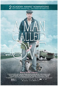 A Man Called Ove poster