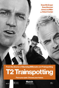 T2: Trainspotting 2 poster