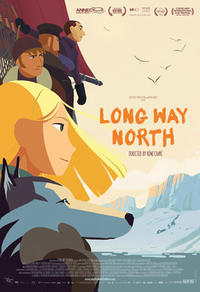 Long Way North poster
