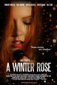 A Winter Rose poster