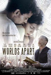 Worlds Apart (2017) poster